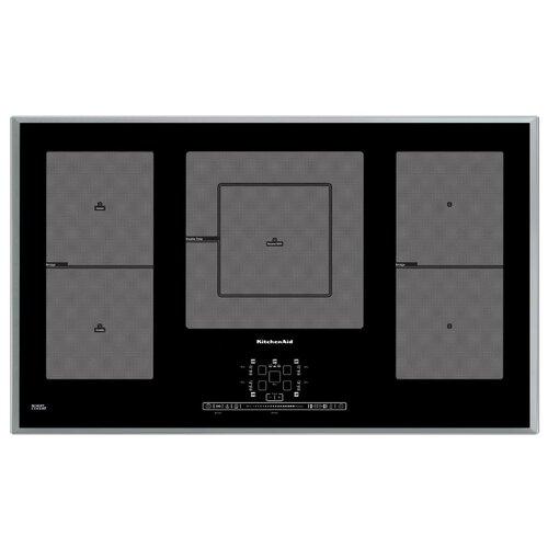 Индукционная варочная панель фото