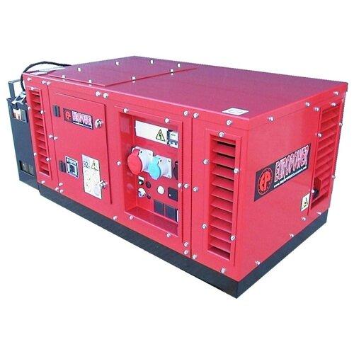Бензиновая электростанция europower ep103de