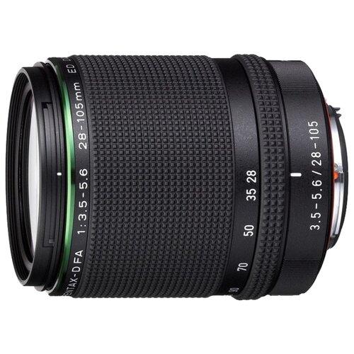 Фото - Объектив Pentax FA 28-105mm f объектив