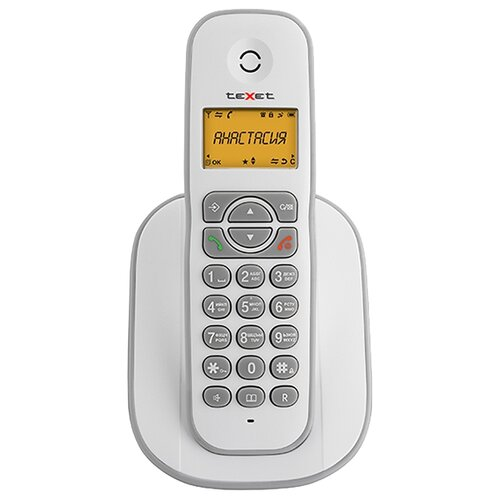 Радиотелефон teXet TX-D4505A радиотелефон
