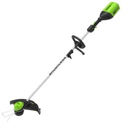 Триммер greenworks 2103207 60V 40cm GD60LT