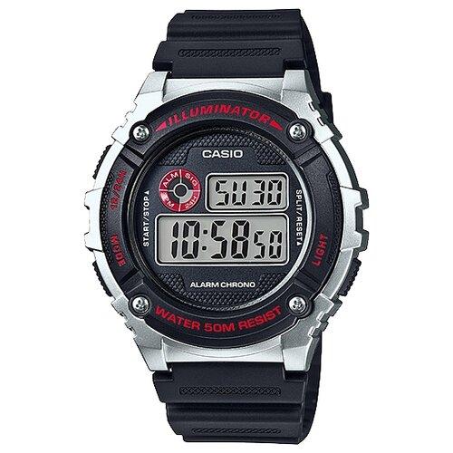 Наручные часы CASIO W-216H-1C casio ltp 1230d 1c