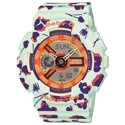 Наручные часы CASIO BA-110FL-3A casio baby g ba 110fl 8a