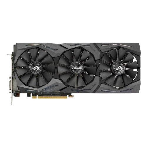 Видеокарта ASUS ROG GeForce GTX