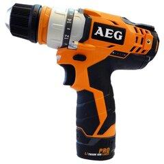 AEG BBS 12C2 LI-202C Set1