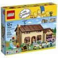 LEGO The Simpsons 71006 Дом Симпсонов
