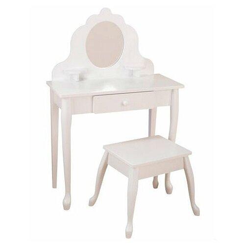 Туалетный столик KidKraft туалетный столик этажерка dm1036etg