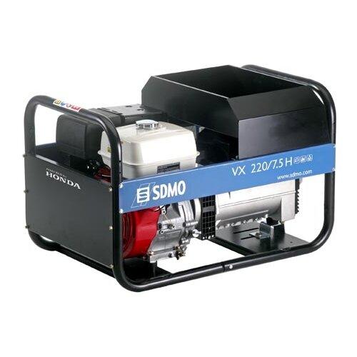 Бензиновый генератор SDMO VX220