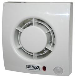 Вытяжной вентилятор MEROX W 100 BN 13 Вт