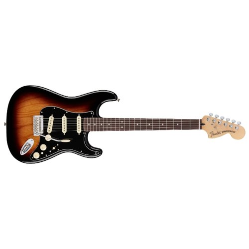Электрогитара Fender Deluxe Strat fender deluxe strat rw blk