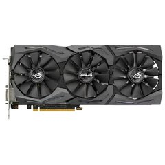 ASUS GeForce GTX 1080 1670Mhz PCI-E 3.0