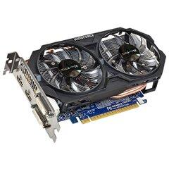 GIGABYTE GeForce GTX 750 Ti 1033Mhz PCI-E