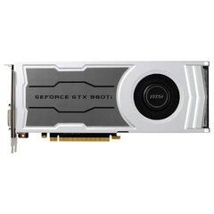 MSI GeForce GTX 980 Ti 1000Mhz PCI-E