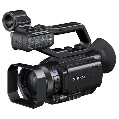Фото - Видеокамера Sony PXW-X70 видеокамера sony hdr cx405b black 30x zoom 9 2mp cmos 2 7 os avchd mp4 [hdrcx405b cel]