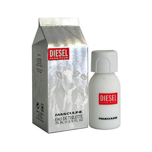 Туалетная вода DIESEL Plus Plus diesel plus plus feminine туалетная вода 75мл