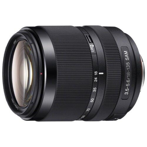 Фото - Объектив Sony DT 18-135mm f объектив