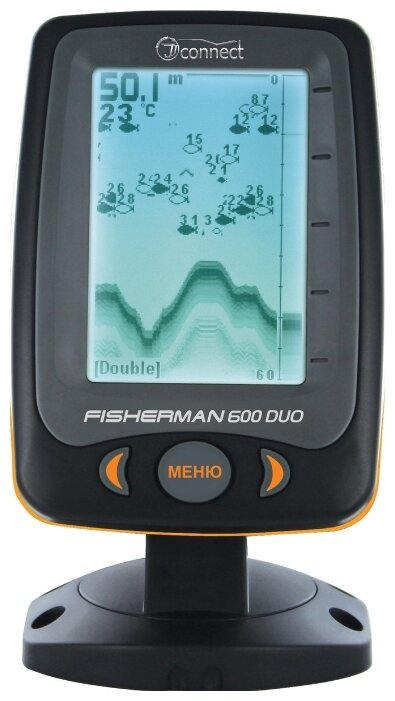 эхолот для рыбалки на батарейках