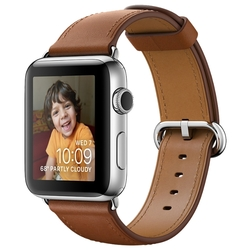 Часы Apple Watch Series 2 42mm with Classic Buckle
