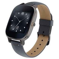 Часы ASUS ZenWatch 2 (WI502Q) leather