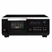 CD-чейнджер Sony CDP-CX55
