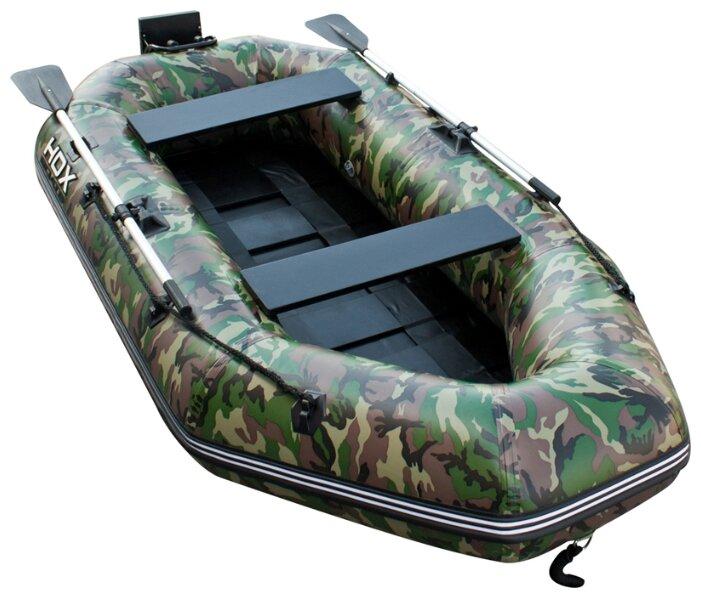 лодка hdx sirena 285 камуфляж