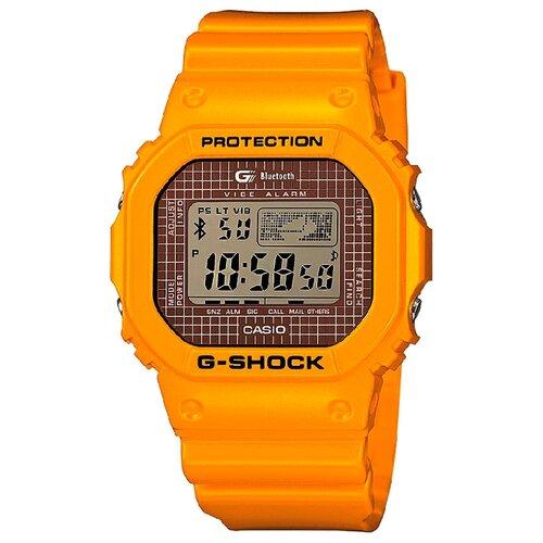 Часы CASIO G-SHOCK GB-5600B-9E casio mtp v007l 9e