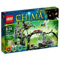 LEGOLegends of Chima 70133 Пещера паучихи Спинлин