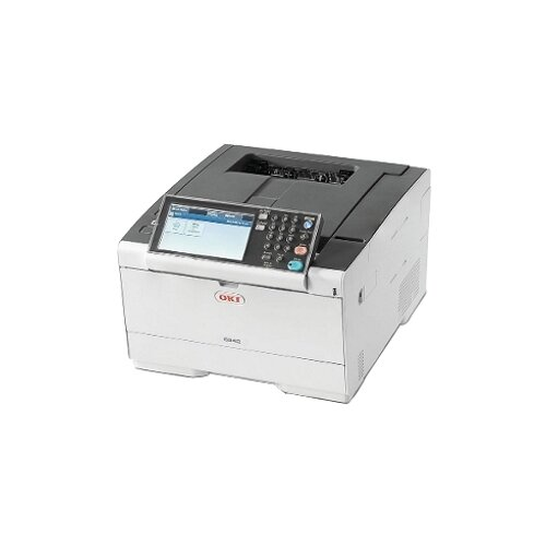 Фото - Принтер OKI C542dn принтер oki c332dn цветной a4 22 20ppm 1200x600dpi 256мб ethernet usb