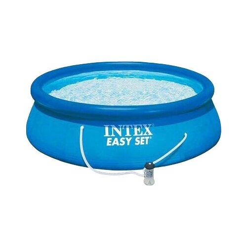 бассейн intex easy set 305х76см 28122 Бассейн Intex Easy Set 56417