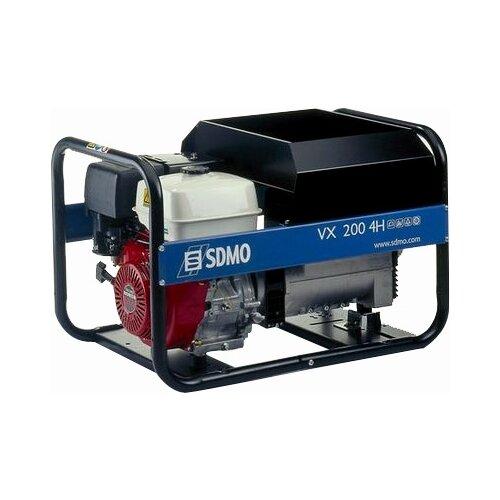 Бензиновый генератор SDMO VX200