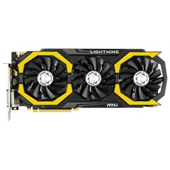 MSI GeForce GTX 980 Ti 1203Mhz PCI-E