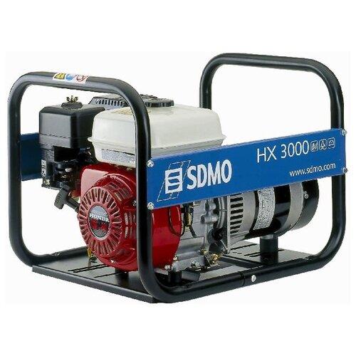 Бензиновая электростанция SDMO sdmo alize 6000 e
