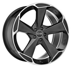 Колесный диск OZ Racing Aspen 10x20/5x112 D79 ET53 Matt Black Diamond Cut