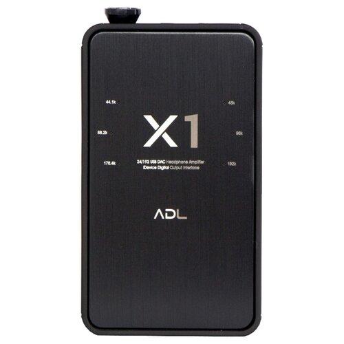 Усилитель для наушников ADL X1 платье adl adl ad005ewehle8