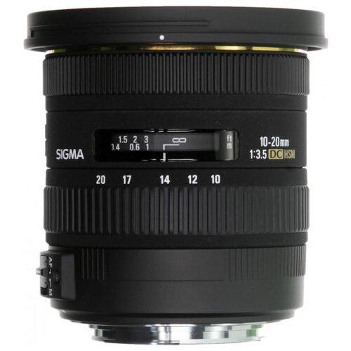 Фото - Объектив Sigma AF 10-20mm f 3.5 объектив