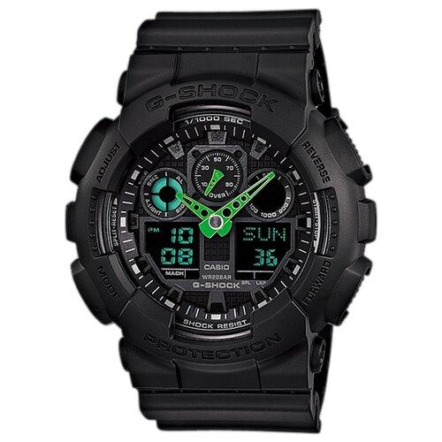 Наручные часы CASIO GA-100C-1A3 часы наручные casio часы g shock ga 1100 1a3