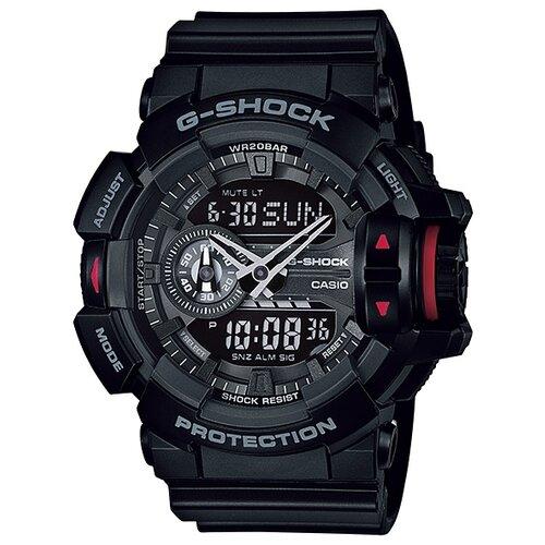 Наручные часы CASIO GA-400-1B casio watch multi functional double display fashion sports waterproof men s watches ga 400 1b ga 400 7a ga 400 1a
