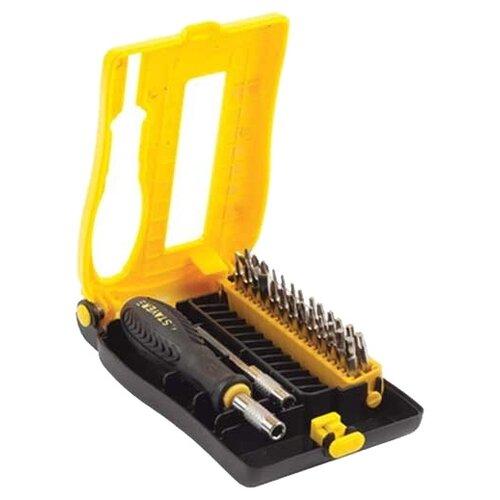 Отвёртка со сменными битами клупп трубный stayer 282613 4 со сменными резцами