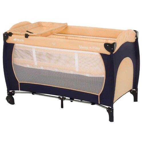 Манеж-кровать Hauck Sleep'n