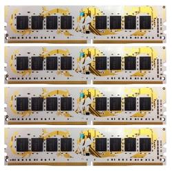 Оперативная память 4 ГБ 4 шт. GeIL Dragon RAM GWB416GB2133C15QC