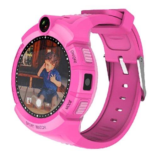 Часы Tiroki Q360 wokka watch q360 pink