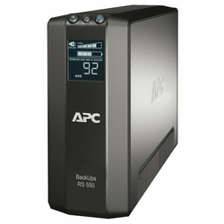 Интерактивный ИБП APC by Schneider Electric Back-UPS RS LCD 550VA