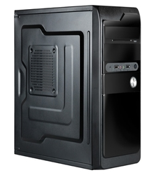 Компьютерный корпус ExeGate AB-216 w/o PSU Black