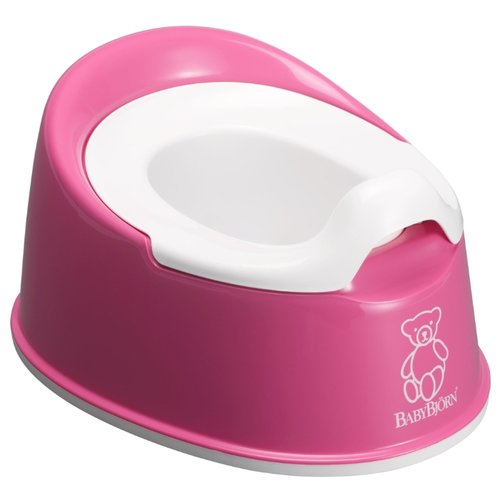 Фото - BabyBjorn горшок Smart горшок туалетный детский babybjorn smart цвет розовый
