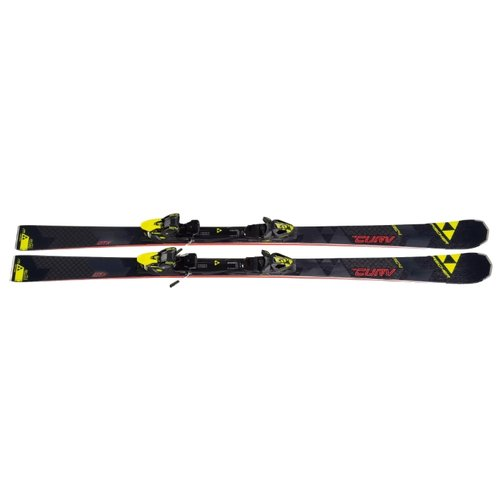 Горные лыжи Fischer RC4 The