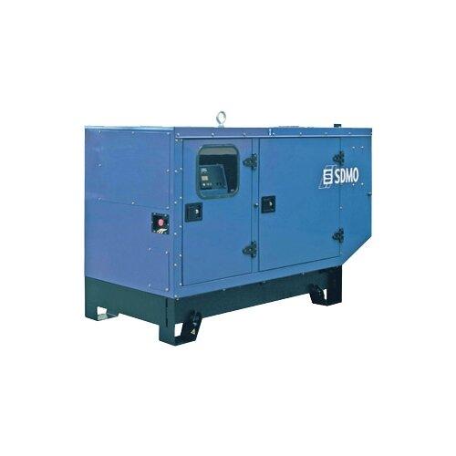 Дизельный генератор SDMO J22 в