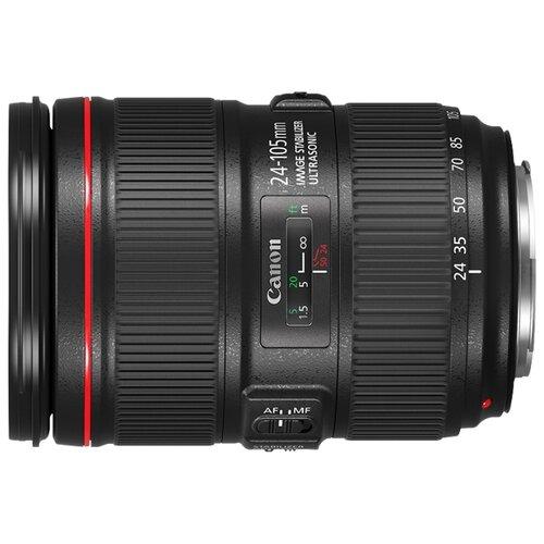 Фото - Объектив Canon EF 24-105mm f 4L объектив