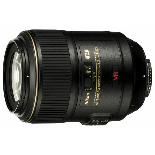 Фото - Объектив Nikon 105mm f 2.8G объектив