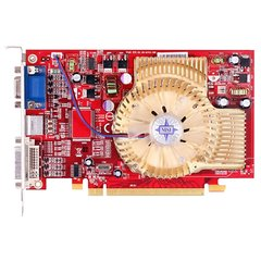 MSI Radeon X1600 Pro 500Mhz PCI-E 256Mb