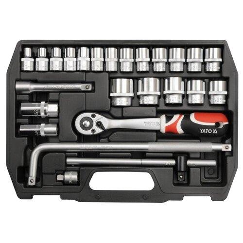 Набор инструментов YATO YT-3874 ключ yato yt 4926